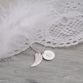 Disk Ø 10mm s anjelským krídlom
